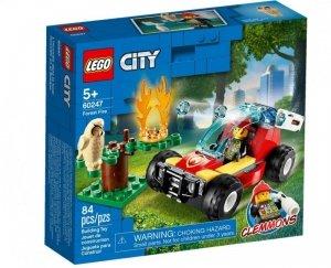 LEGO Klocki City Pożar lasu