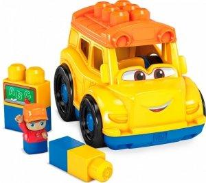 Mega Bloks Pojazd Mix Szkolny autobus