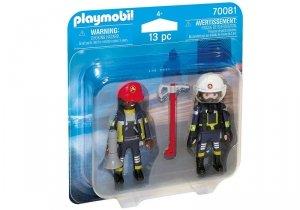 Playmobil Figurka Duo Pack Strażacy