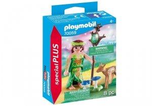 Playmobil Figurka Wróżka z sarenką