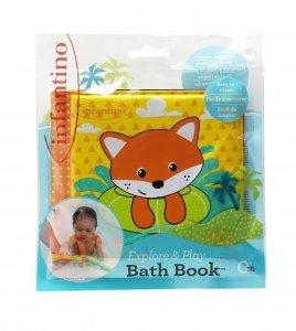 Książeczka kąpielowa miękka Infantino