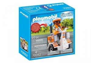 Playmobil Zestaw figurek Ratowniczy Balance Racer
