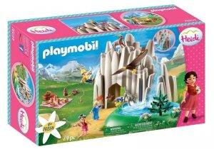 Playmobil Zestaw figurek Heidi Kryształowe jezioro
