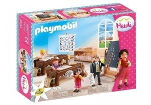 Playmobil Zestaw figurek Heidi Zajęcia lekcyjne w Dorfli