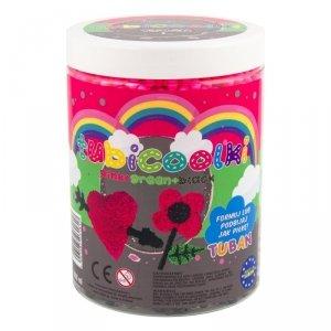 TUBAN Masa plastyczna Tubicoolki 1L 3 kolory - Kwiatek