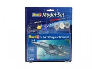 Revell Model do sklejania Set F-14D Super Tomcat