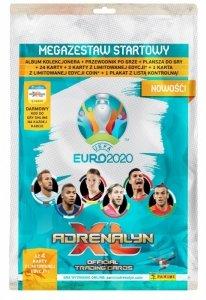 Panini Kolekcja Karty Euro 2020 Megazestaw
