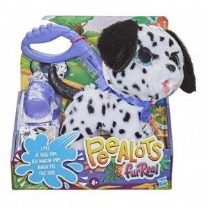 Hasbro Maskota Interaktywna Fur Real Duży Pies na smyczy
