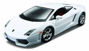Maisto Model plastikowy Lamborghini Gallardo 1:24 do składania