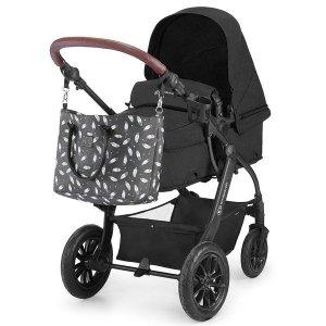 Wózek wielofunkcyjny 3w1 XMoov Black