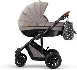 Kinderkraft Wózek głęboko-spacerowy Prime beige