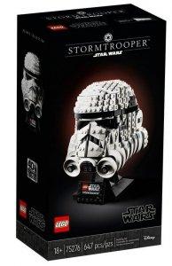 LEGO Klocki Star Wars Hełm Szturmowca