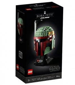 LEGO Klocki Star Wars Helm Boby Fetta