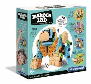 Zestaw kreatywny Makers Lab Zabawne zwierzęta
