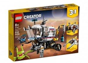 LEGO Klocki Creator 31107 Łazik kosmiczny