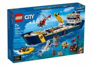 LEGO Klocki City Statek badaczy oceanu