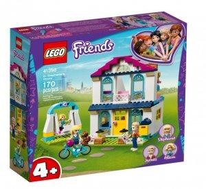 LEGO Klocki Friends 41398 Dom Stephanie