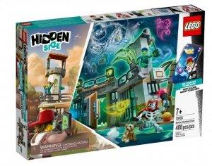 LEGO Klocki Hidden Opuszczone wiezienie w Newbury