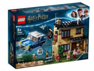 Klocki Harry Potter Privet Drive 4