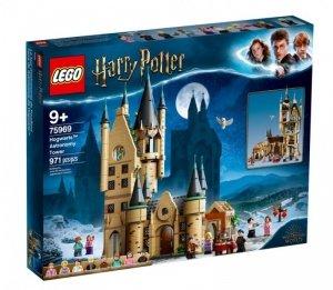 Klocki Harry Potter Wieża astronomiczna w Hogwarcie