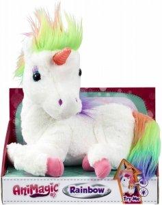 Maskotka Animagic Rainbow My Glowing Unicorn Jednorożec