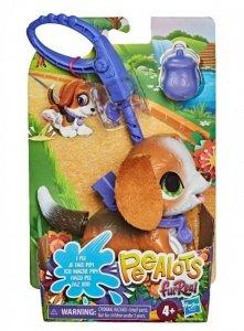 Figurka Fur Real Poopalots Male zwierzaki na smyczy, Beagle