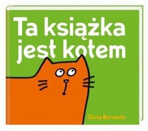 Nasza księgarnia Książeczka Ta książka jest kotem