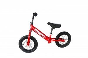 Tesoro Rowerek biegowy dla dzieci PL-12 Czerwony metalic