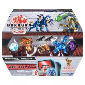 Figurki BAKUGAN Battle Pack 3