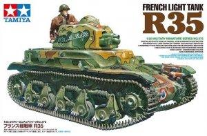 Tamiya Model plastikowy French Light Tank R-35