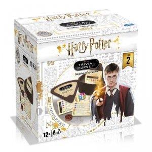 Winning Moves Gra Trivia l Pursuit Harry Potter część 2