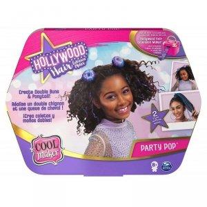 Spin Master Zestaw ozdób COOL MAKER Hollywood Hair zestaw uzupełniający 20125275