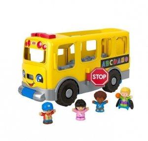 Pojazd Little People Wielki autobus Malego Odkrywcy