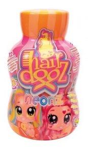 Cobi Figurka Laleczka pojedyncza Hairdooz Szampon Neon