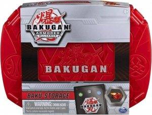 Figurka BAKUGAN Storage Case, czerwony