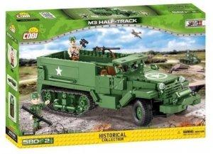 Klocki M3 Half - Track /Armored Personal Carrier