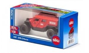 Pojazd GHE-O Rescue samochód terenowy