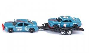 Pojazd Dodge Charger z Dodge Challenger SRT Racing