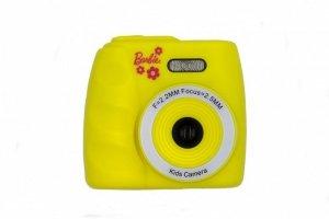 4CV Mobile Cyfrowy aparat fotograficzny Barbie żółty