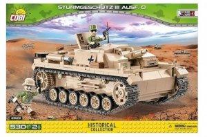 Cobi Klocki Klocki Sturmgeschutz III Ausf. D