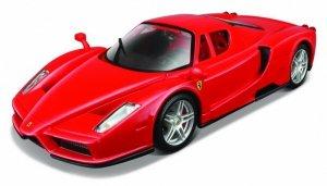 Maisto Model do składania Ferrari Enzo 1/24 Czerwony