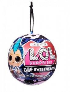 L.O.L. Surprise Sweetheart supreme 1szt. Niebieska