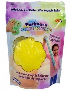 Epee Masa plastyczna Chmurkolina pachnąca żółta banan