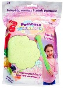 Epee Masa plastyczna Chmurkolina pachnąca Big Pack zielony brokat