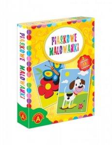 Alexander Piaskowanie Malowanie Pies/Motyl