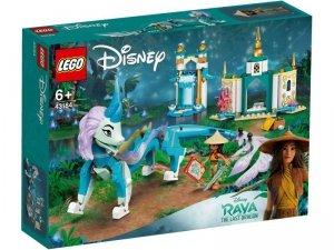 LEGO Klocki Disney Princess 43184 Raya i smok Sisu