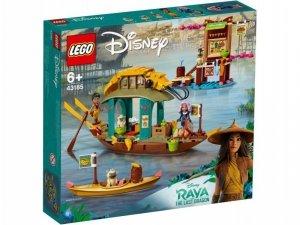 LEGO Klocki Disney Princess 43185 Łódz Bouna