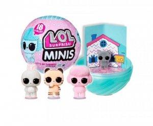 Mga Figurka L.O.L. Surprise Minis Fuzzy Animals 1 szt.