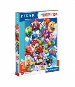 Clementoni Puzzle 104 elementy Pixar Party