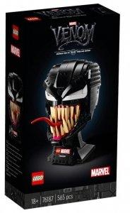 LEGO Klocki Super Heroes 76187  Venom